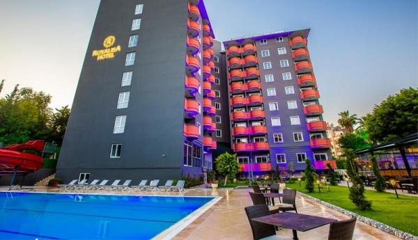 HOTEL ROYALISA 3+* - Alanja / Turska