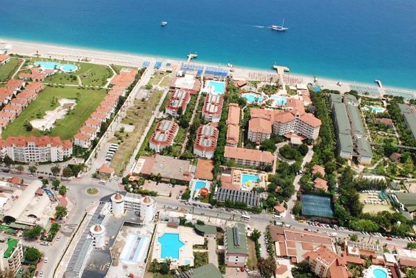TURSKA KEMER LETOVANJE ARANŽMANI PLAŽE CENE HOTELI