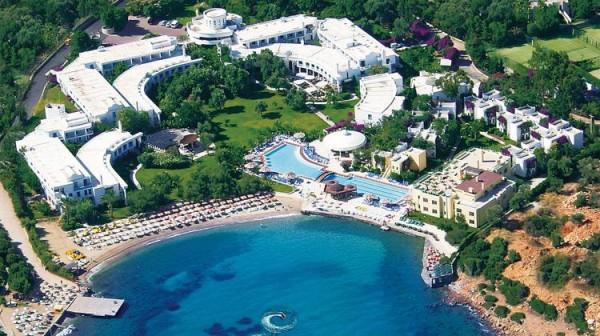 HOTEL SAMARA BODRUM TURSKA LETOVANJE