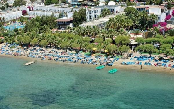 HOTEL SAMI BEACH BODRUM TURSKA FOTOGRAFIJE