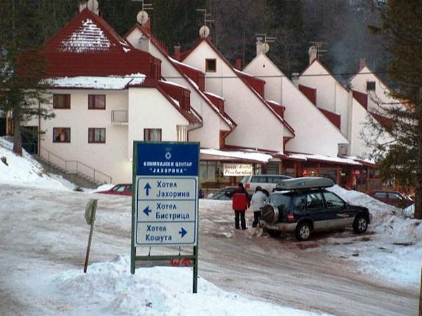 Hotel San Jahorina zimovanje sezona skijanje cena ponuda