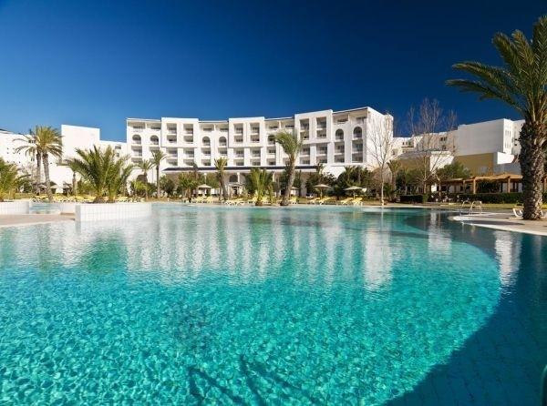 Hotel Saphir Palace 5* Bazen