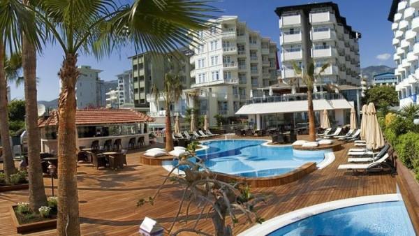 HOTEL SAVK ALANJA TURSKA DREAMLAND