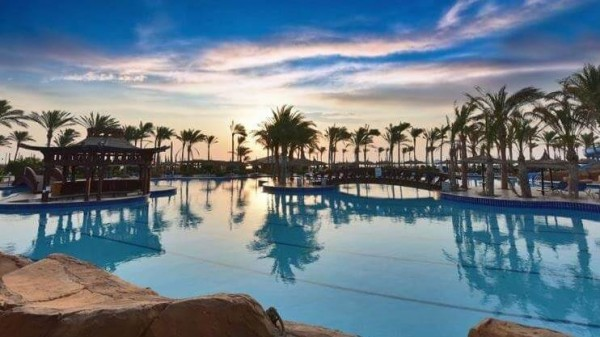 HOTEL SEA BEACH AQUA PARK RESORT ŠARM EL ŠEIK CENE