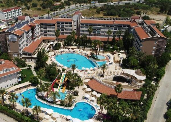 SEADEN COROLLA 4* TURSKA FOTOGRAFIJE DREAMLAND