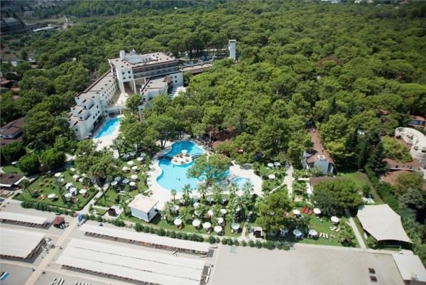 HOTEL SEVEN SEAS LIFE KEMER TURSKA SLIKE