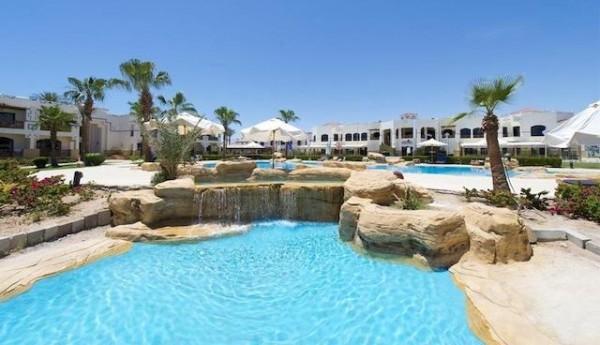 Hotel Shores Amphoras 5* Šarm el Šeik Bazen