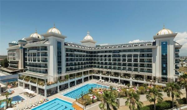 Hotel Side La Grande Resort & Spa more Turska letovanje paket aranžman avionom povoljno cena