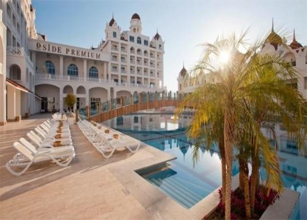 Hotel Side Premium leto Turska more letovanje paket aranžman povoljno