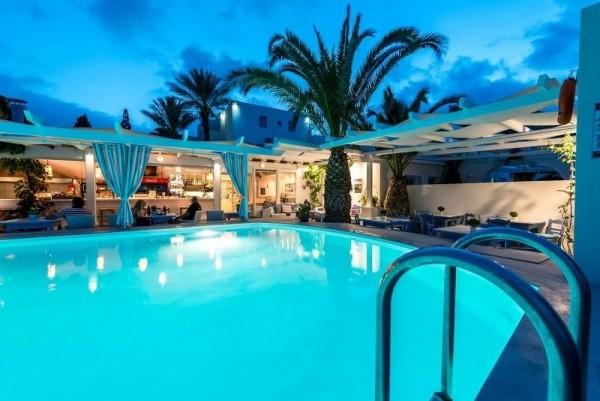 HOTEL SIGALAS SANTORINI GRČKA AVIONOM