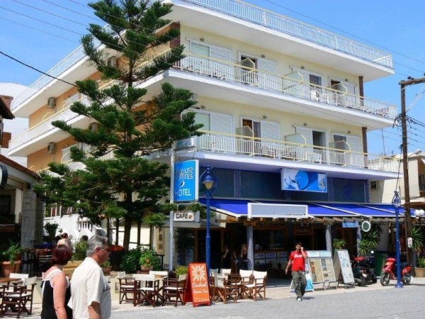 HOTEL SIMOTEL ERMIS HANIOTI CENE