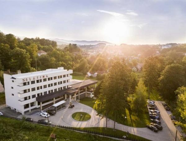 Hotel Slatina Vrnjačka banja letovanje Srbija smeštaj cena