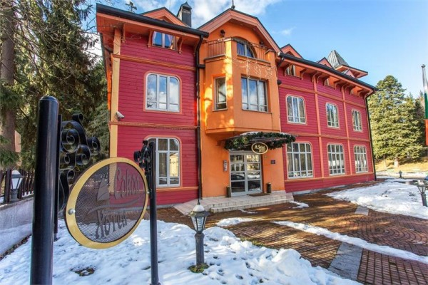 Hotel Sokol Boutique Borovec Bugarska cena Dream Land travel