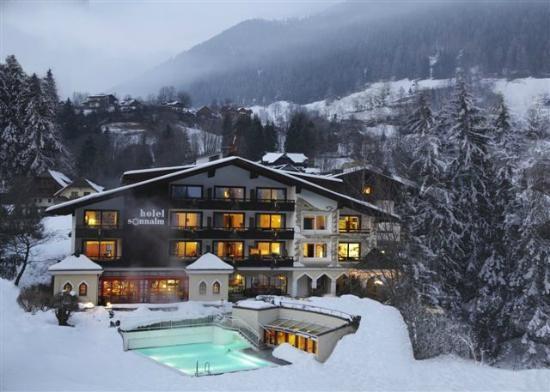 Austria zima skijanje ponude hotel Sonnalm