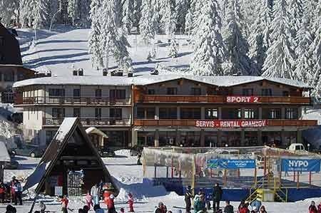 Hotel Sport skijanje na Jahorini zima cene