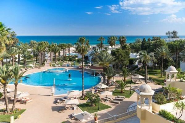 Hotel Steigenberger Marhaba Thalasso Hammamet letovanje Tunis paket aranžman