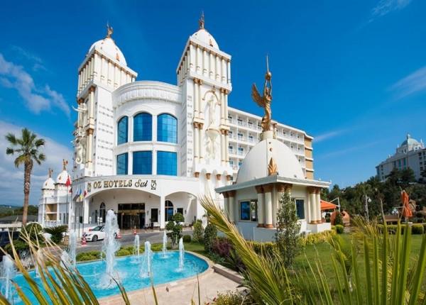 Hotel SUI Resort Alanja Turska Leto deca porodično letovanje more paket aranžman