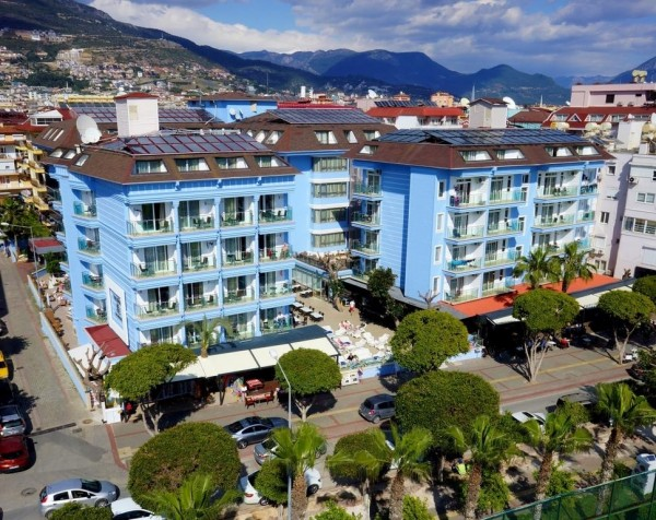 HOTEL SULTAN SIPAHI RESORT ALANJA TURSKA