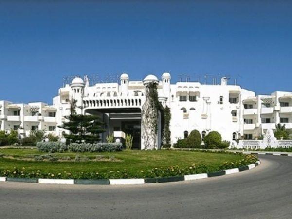 TUNIS SKANES HOTELI NA PALZI ALL INCLUSIVE LETO