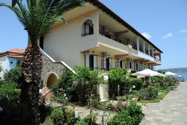 HOTEL AMULJANI HALKIDIKI LETOVANJE
