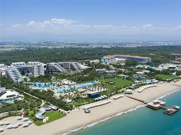HOTEL SUSESI LUXURY RESORT BELEK TURSKA