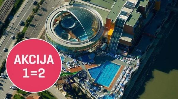Hotel Termana park Laško wellness spa Slovenija banje popust cena