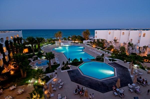 TUNIS MAHDIJA LETOVANJE HOTELI ARANZMANI ALL INCLUSIVE