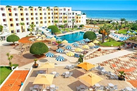 hotel thapsus mahdia tunis dreamland travel