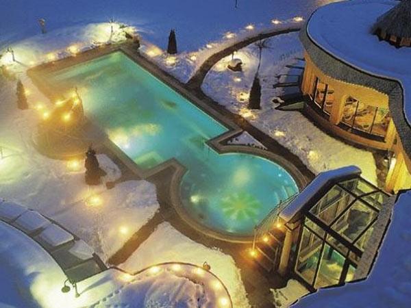 Austria zima skijanje ponude hotel spa