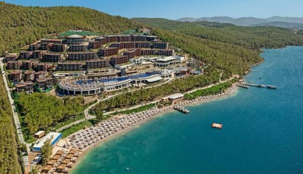 Hotel Titanic DeLuxe Bodrum last minute letovanje turska avion cena 2019
