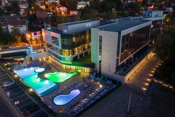 Hotel Tonanti Vrnjačka banja letovanje Srbija spa wellness cene smeštaj