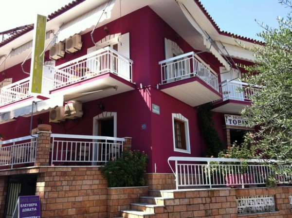 GRČKA PARGA LETO CENE HOTELA LETOVANJE