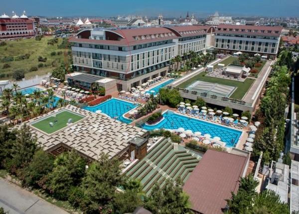Hotel Trendy Verbena Beach more letovanje turska Side paket aranžman