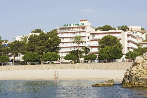 Hotel Tropico Playa palma Nova letovanje Majorka leto Španija paket aranžman