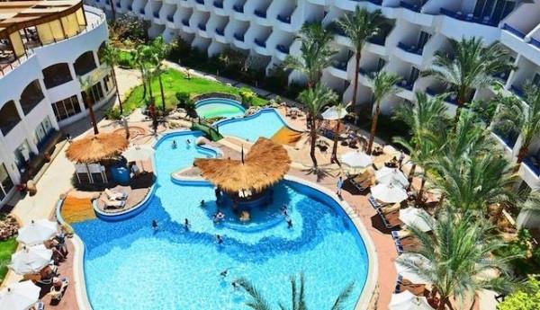 Hotel Tropitel Naama Bay 5* Šarm el Šeik Bazen