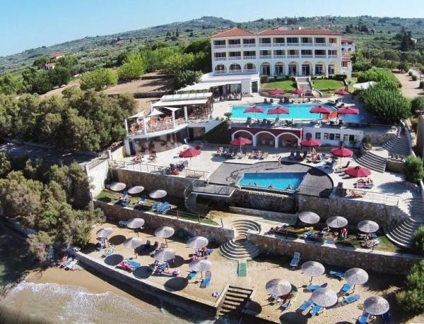 Hotel Tsamis Zante Kipseli Zakintos letovanje Grčka paket aranžman