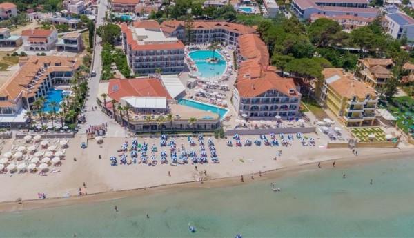 Hotel Tsilivi Beach Cilivi Zakintos letovanje Grčka porodica paket aranžman