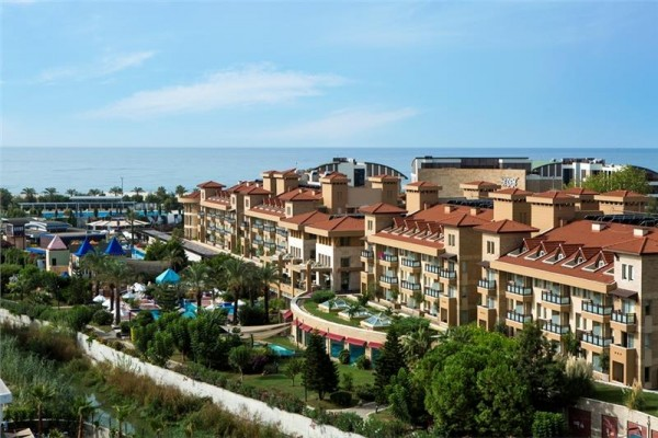 Hotel TUI Kids Club Xanthe Resort & Spa Side Turska letovanje paket aranžman