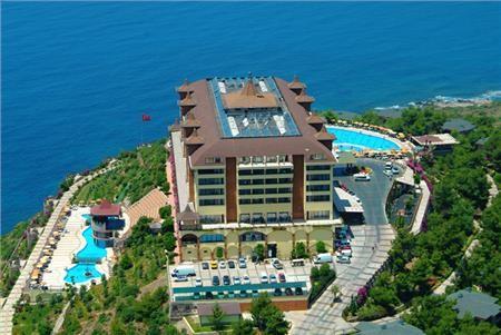 HOTEL UTOPIA WORLD Turska Alanja letovanje hoteli aranžmani avionom putovanje