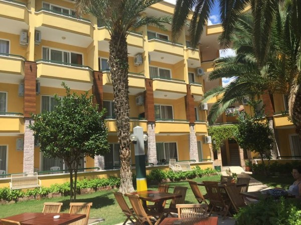 HOTEL VAROL SARIMSAKLI TURSKA SLIKE