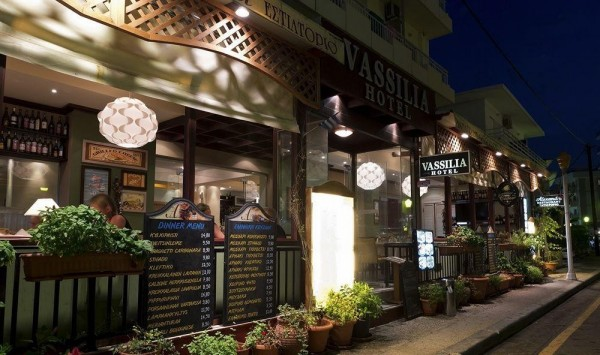 HOTEL VASSILIA rodos grcka letovanje hoteli ponude
