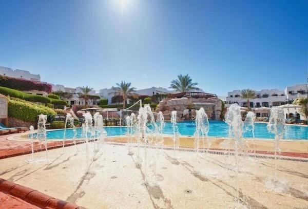 Hotel Verginia Sharm Resort & Aqua Park 4* Fontana