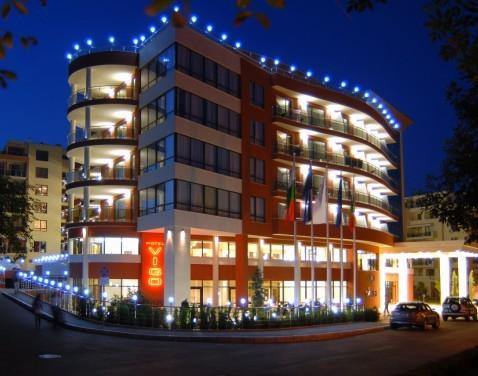 NESEBAR BUGRASKA HOTELI SA 4* PONUDE LETO CENE