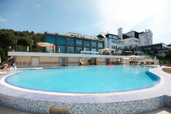 Hotel Villa Breg Vršac Srbija letovanje