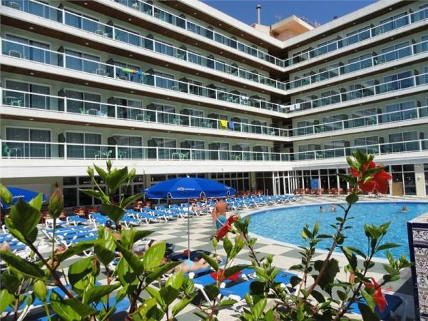 HOTEL VILLA DORADA Španija Kosta Dorada aranžmani