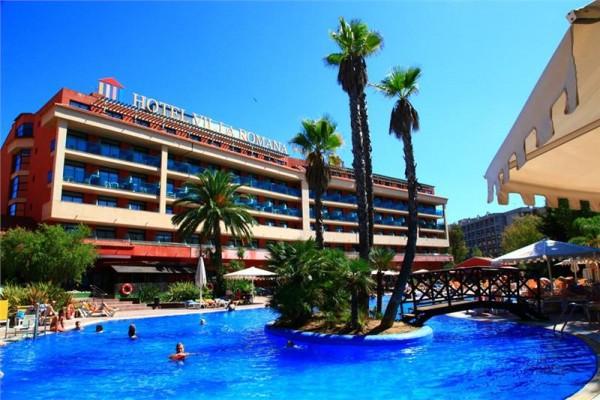 aranžmani Kosta Dorada Hotel Villa Romana leto