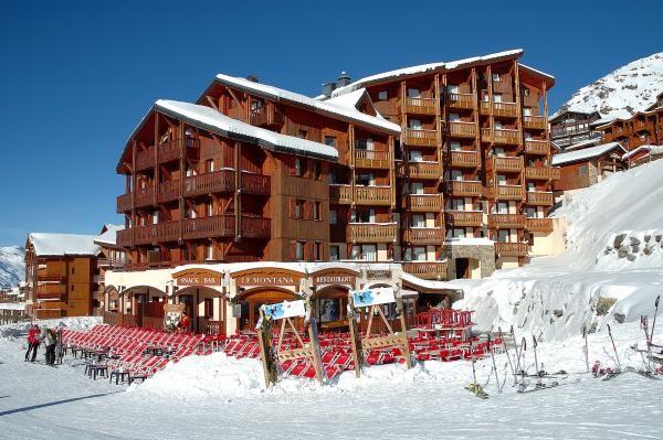 Francuska skijanje zimovanje Tignes