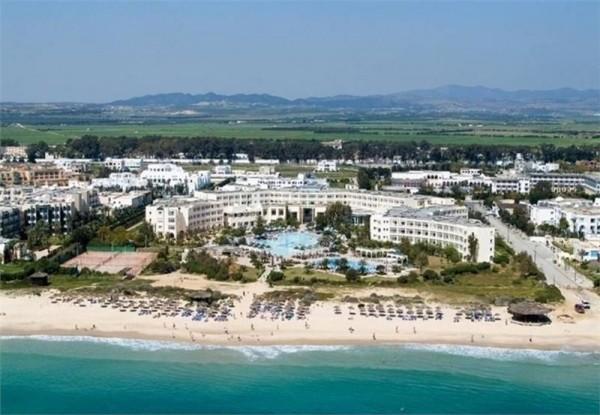 HOTEL VINCCI MARILLIA Jasmin Hamamet Tunis