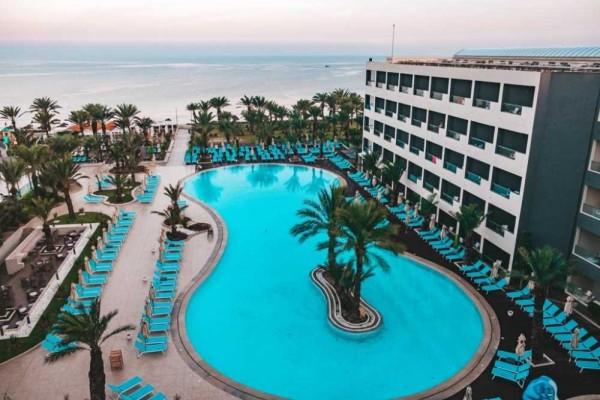 Hotel Vincci Rosa Beach Skanes Monastir letovanje Tunis paket aranžman deca porodica
