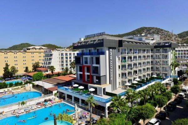 TURSKA ALANJA ALL INCLUSIVE HOTELI